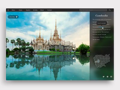 Cambodia  Web