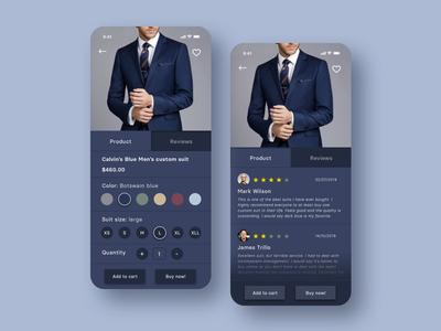 Suits App