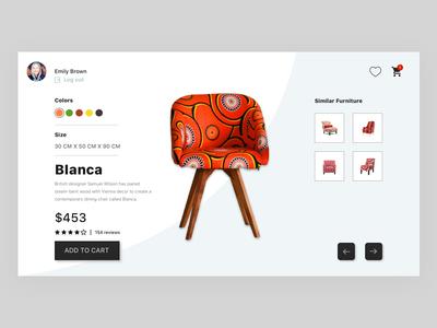 Chair Shopping