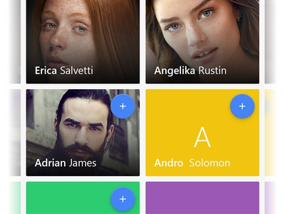 Contacts S