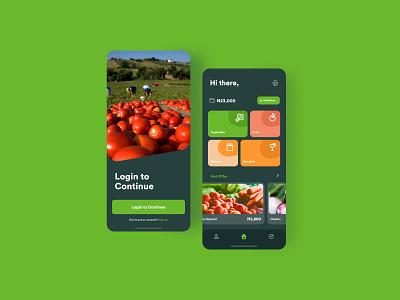Agrolink product design design logo graphic design
