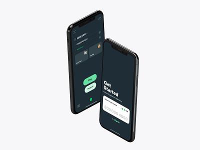 Payment App UI nigeria africa digital banking payment product design design branding