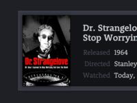 Dr. Strangelo