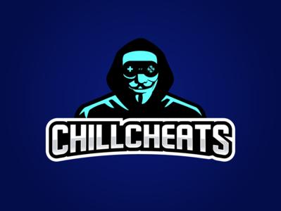 chillcheats Logo | Design at Fiverr for Client