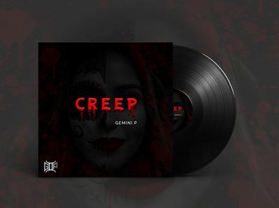 Creep Album Cover | For Fiverr Client Gemini P