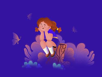Happy Children's Day! childrens art love family happy cute art digital art logo art vector branding android ios design mobile app development mobile app illustration