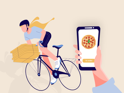 How to Create Food Delivery App sketch uber eats food delivery app food app art graphic design branding ui logo app development ios android design mobile app development mobile app illustration