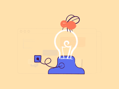 Happy IT Professionals Day! happy it professionals day! it ui branding logo motion graphics graphic design animation android design mobile app development mobile app illustration