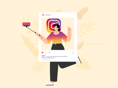 How to Make an App like Instagram photo instagram app development instagram logo branding motion graphics graphic design ui android design mobile app development mobile app illustration