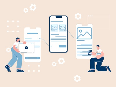 Top 10 Tools For Creating A Simple Mobile App Prototype animation motion graphics graphic design simple mobile app prototype mobile app prototype vector ui logo branding ios android design mobile app development mobile app illustration