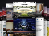 Stadiums & Hotels Overview