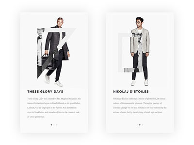 Introduction Fashion App nike behance dribbble direction art design mobile fashion ux ui
