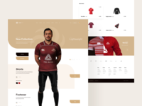 Rugby Store (Concept)