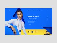 Qhertz Hi-Fi Audio — Concept