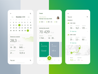 Trackr — Fitness App