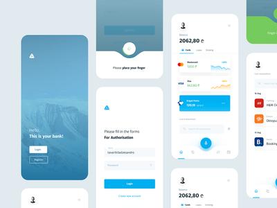 TBC Bank  — Redesign Concept
