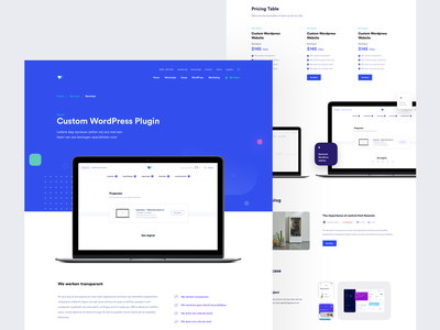 Design Studio — Product Page webdesign studio interface design whitespace clean ui minimal tavdro sandro tavartkiladze