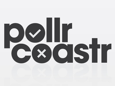 Pollr Coastr logo