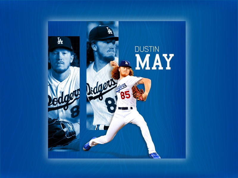 Dustin May | Dodgers