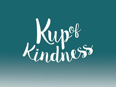 Kup of Kindness Coffee Brand coffee coffeebrand branding graphicdesign design
