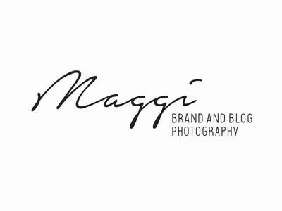 Maggie Photography logo