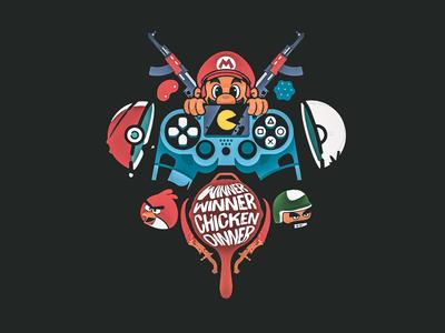 Video Games - A Tribute