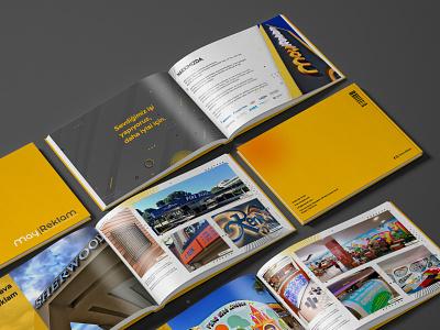 Mayrek Catalog Design isometric design graphic design brand design branding brand catalog mockup brochure mockup catalog design magazine design brochure design design mockup