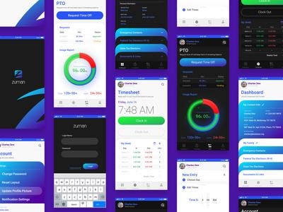 Zuman - App Views 2