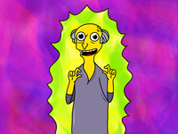 Mr. Burns vector designer illustrate cartoon illustration high ingenious gabs illustrator illustration cartoon señorburns mrburns losismpsons thesimpsons