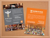 Ragnar Team Fundraser Posters