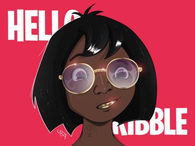 Hello from yung mowgli vectors illustration disney glasses vintage yung hype junglebook mowgli