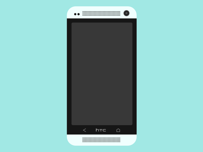 HTC One sketch sketch app download template mockup android freebie svg mobile htc htc one