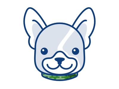 Doug dog illustration