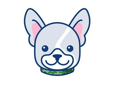 Doug 2.0 logo illustration dog