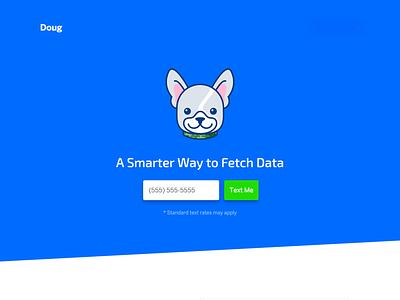 Netflix Hack Day - Doug landing web ui app