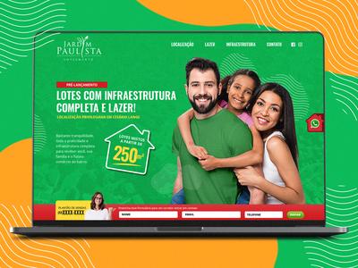 Landing Page - Jardim Paulista
