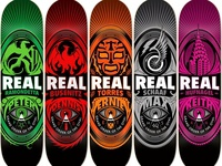 Real Skateboards series