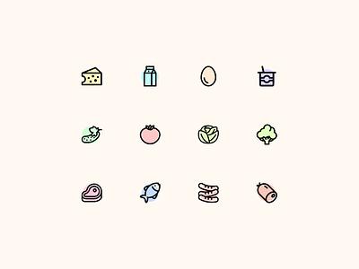 Product icons ui design icons set figma icons