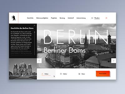 Berlin calling ux ui webdesign