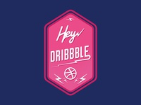 First Shot - Hey Dribbble!