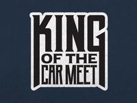 King of the Car Meet