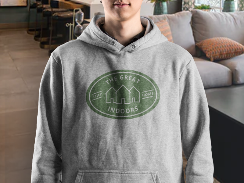 The Great Indoors Hoodie