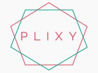 PLIXY Logo design