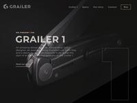 Grailer knives - Grailer 1