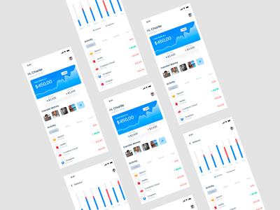 Mobile App - Wallet