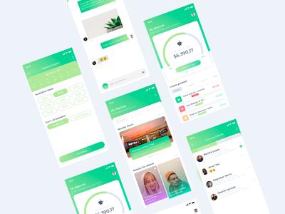 Mobile App - Artha