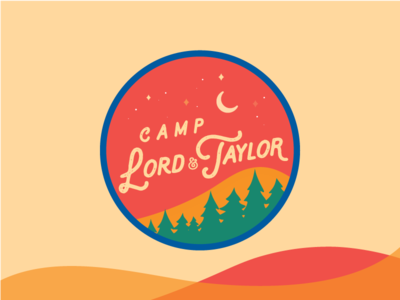 Camp Lord & Taylor Logo