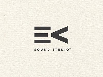 EV Sound Studio rebrand icon brand-identity branding