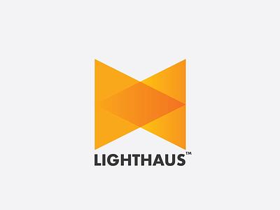 Lighthaus graphic-design german-design branding-design branding logo-design logo lighthouse