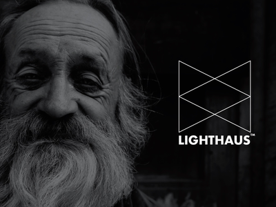Lighthaus lighthouse lighthaus brand-design branding logo-design logo charity